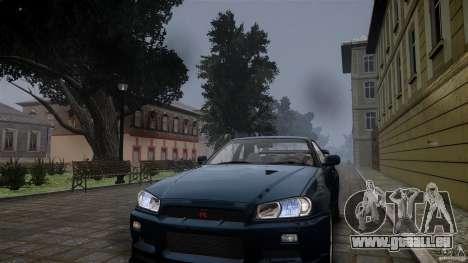 PhotoRealistic ENB für GTA 4 neunten Screenshot