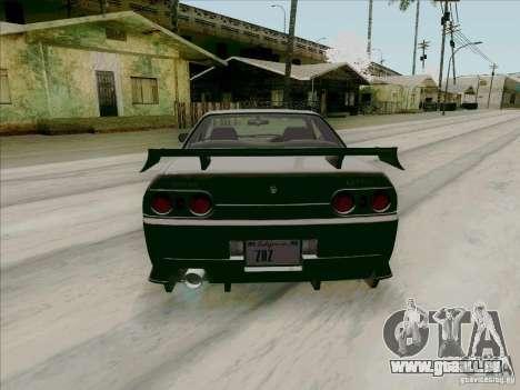 Nissan Skyline GTS-T für GTA San Andreas rechten Ansicht