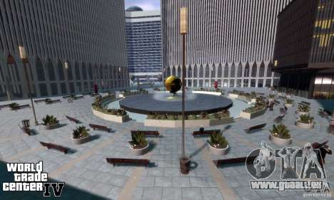 World Trade Center für GTA 4 dritte Screenshot