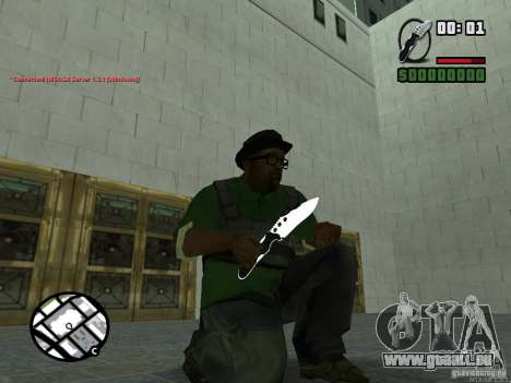 Black Weapon by ForT für GTA San Andreas siebten Screenshot