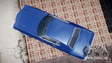 Ford Gran Torino 1975 pour GTA 4 est un droit
