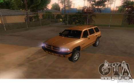 Dodge Durango 1998 für GTA San Andreas