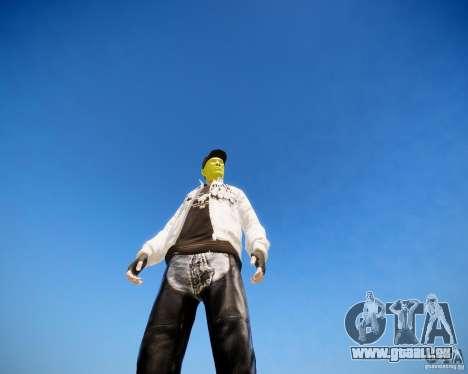Niko The Mask für GTA 4 Sekunden Bildschirm