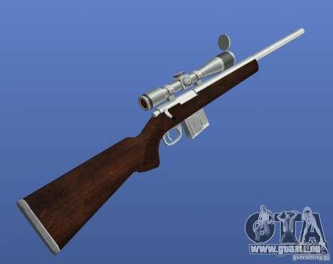 Mega Gun Pack (Chrom) für GTA 4 zwölften Screenshot