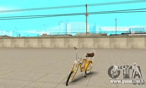Lowrider pour GTA San Andreas