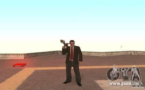 Unique animation of GTA IV V3.0 pour GTA San Andreas cinquième écran