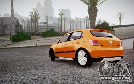 Volkswagen Gol Rallye 2012 pour GTA 4 est un droit