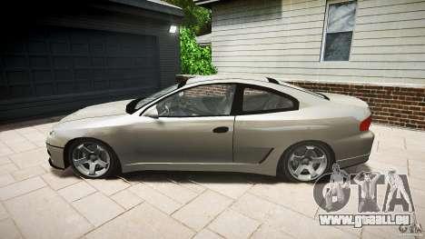 Pontiac GTO 2004 pour GTA 4 est une gauche