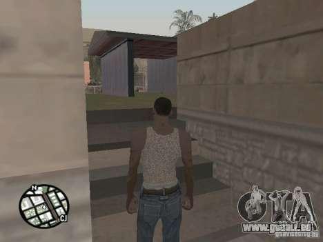 New Jersey, Karl für GTA San Andreas zweiten Screenshot