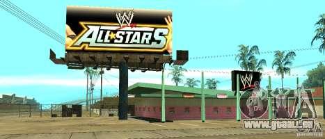 Neue WWE-shop für GTA San Andreas