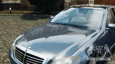 Mercedes-Benz W221 S500 2006 für GTA 4 Räder
