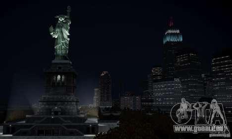 ENB Rage of Reality v 4.0 pour GTA 4 septième écran