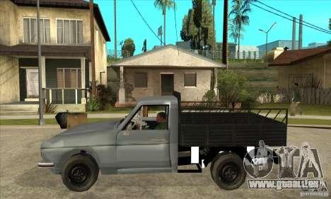Anadol Pick-Up für GTA San Andreas linke Ansicht