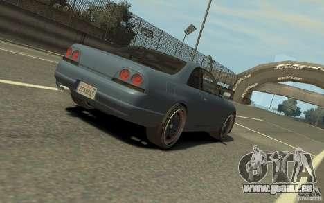Nissan Skyline GT-R V-Spec 1997 für GTA 4 rechte Ansicht