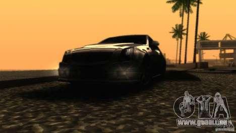 ENBSeries by dyu6 v2.0 pour GTA San Andreas quatrième écran