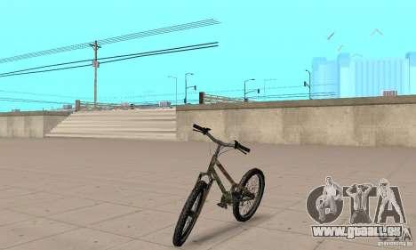 Trial bike pour GTA San Andreas