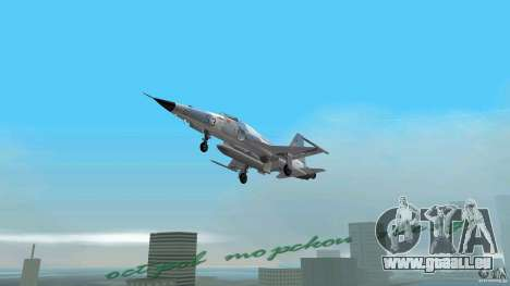 US Air Force pour GTA Vice City
