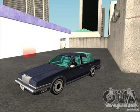 Chrysler New Yorker 1988 für GTA San Andreas