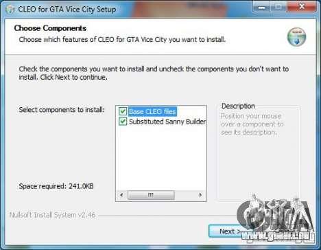 CLEO für GTA Vice City