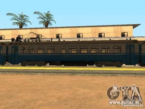 Er9m-556 pour GTA San Andreas laissé vue