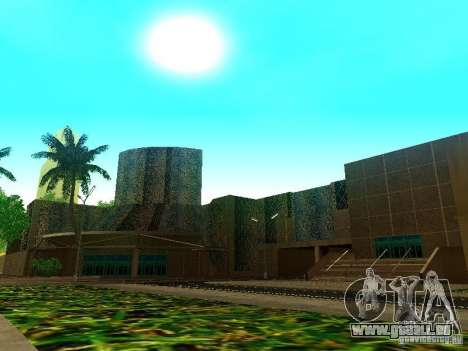Immeuble neuf à Los Santos pour GTA San Andreas
