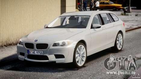 BMW M5 F11 Touring pour GTA 4