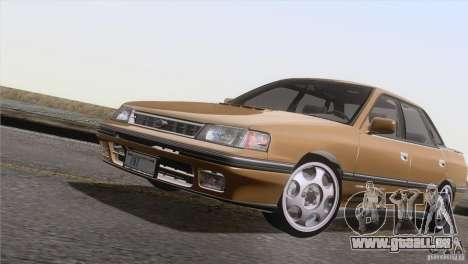 Subaru Legacy RS pour GTA San Andreas vue de droite