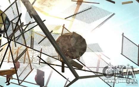 Trou noir pour GTA San Andreas septième écran