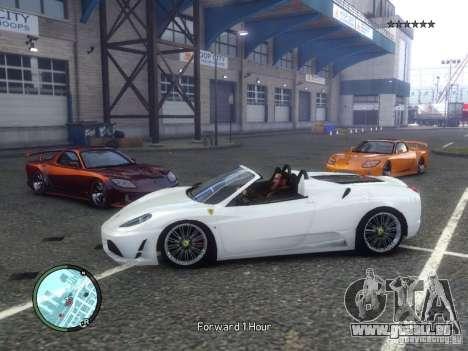 ENBSeries 0.079 SORA für GTA 4 achten Screenshot