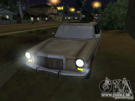 Mercedes-Benz von Call of Duty 4 für GTA San Andreas