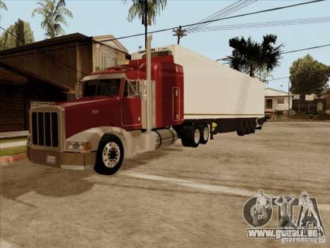 Peterbilt 377 für GTA San Andreas