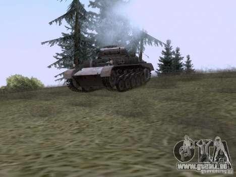 PzKpfw II Ausf.A pour GTA San Andreas
