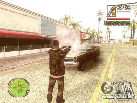 Wild Wild West für GTA San Andreas sechsten Screenshot
