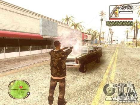 Wild Wild West pour GTA San Andreas sixième écran