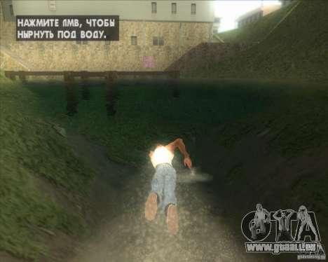 Mes paramètres ENBSeries HD pour GTA San Andreas cinquième écran