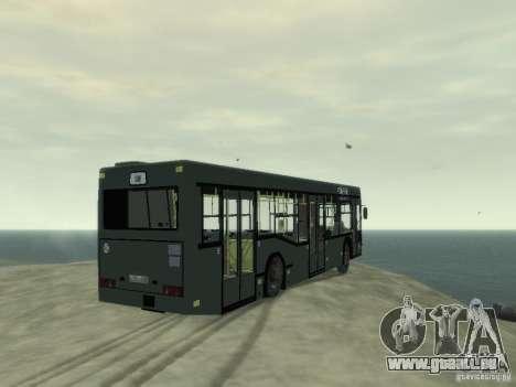 MAZ 103 Bus für GTA 4 rechte Ansicht