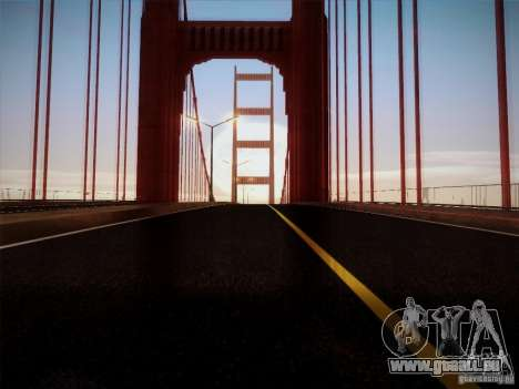 New Roads v1.0 für GTA San Andreas her Screenshot