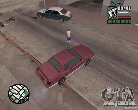 L.A. Mod für GTA San Andreas her Screenshot