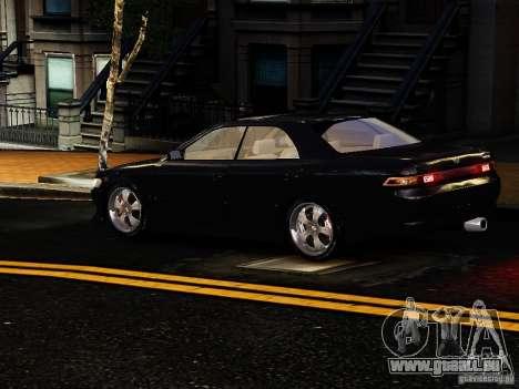 Toyota MARK II 1990 pour GTA 4 est un droit
