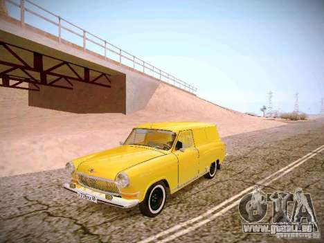 GAS 22 b Van für GTA San Andreas