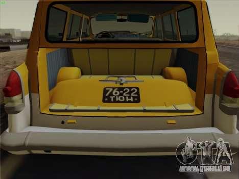 GAZ 22 pour GTA San Andreas roue