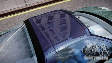Honda NSX NA2 [Beta] pour GTA 4 est une vue de dessous