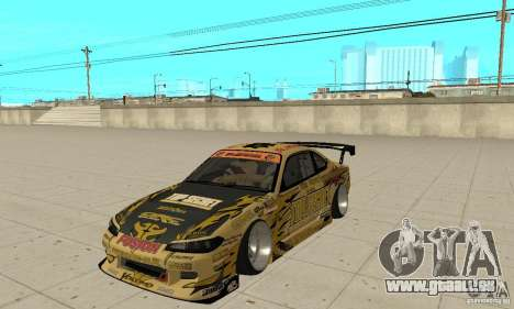 Nissan Silvia S15 Top Secret pour GTA San Andreas
