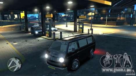 Volkswagen Transporter T3 für GTA 4