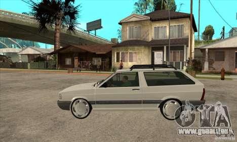 Volkswagen Parati GLS 1994 pour GTA San Andreas laissé vue