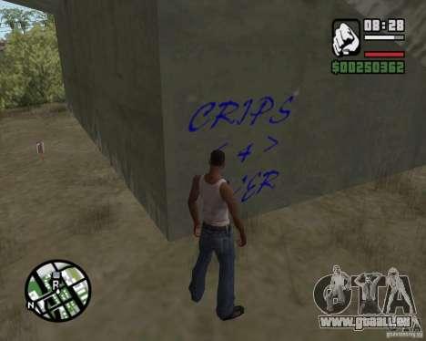 L.A. Mod für GTA San Andreas