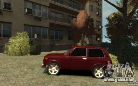 VAZ 21214 Niva für GTA 4 linke Ansicht