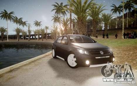 Volkswagen Gol Rallye 2012 pour GTA 4