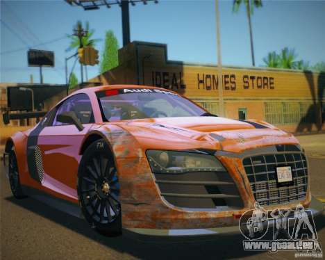GTA IV Scratches Style pour GTA San Andreas