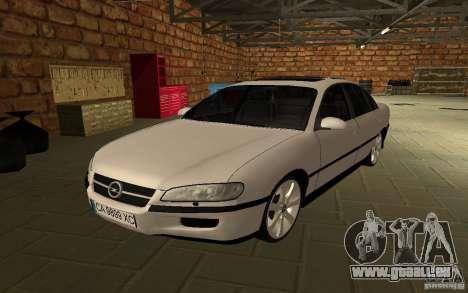 Opel Omega pour GTA San Andreas